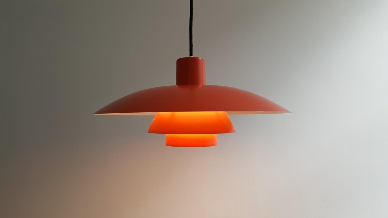 Poul Henningsen Ph 4 Style Pendant Light Sale Uk